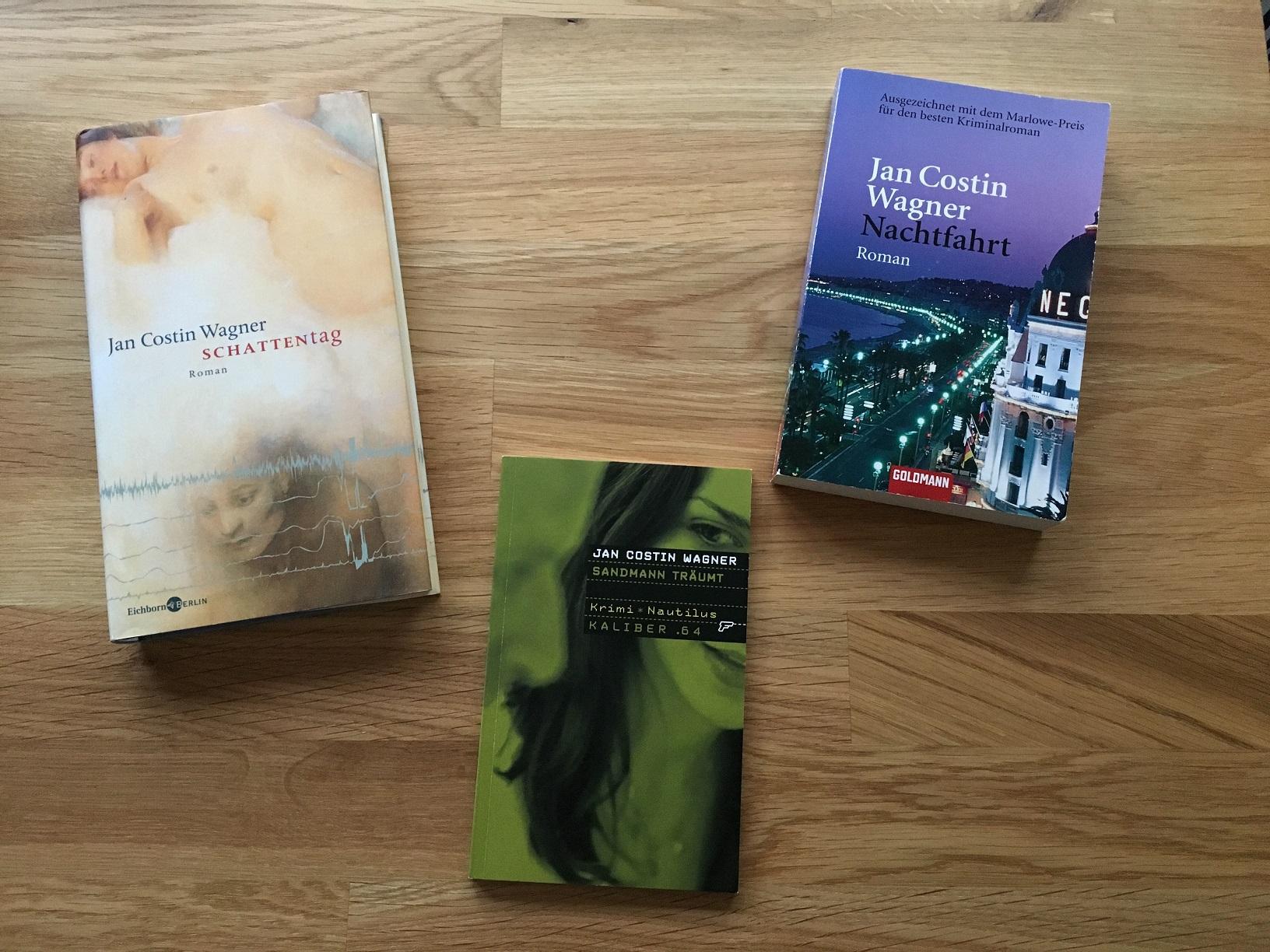 Romane von Jan Costin Wagner