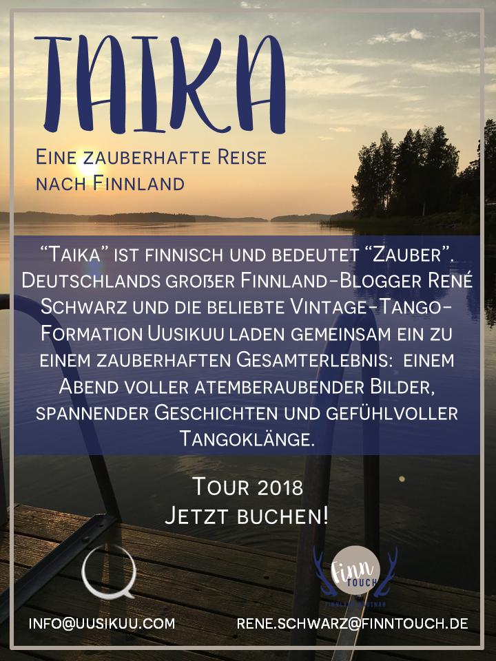 Taika Tour 2018