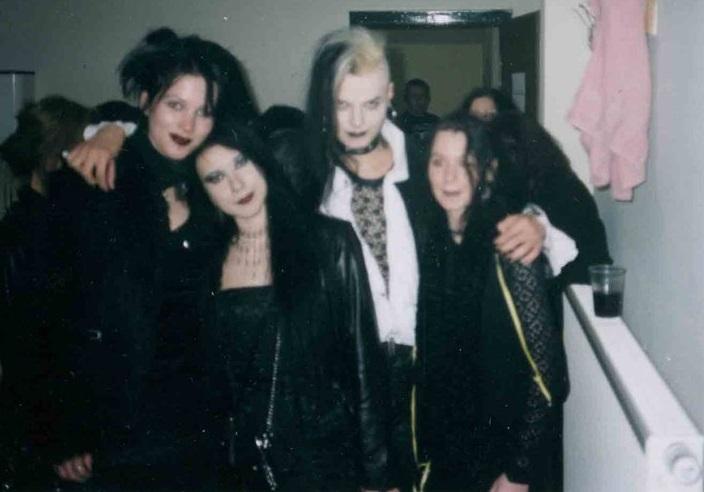 Lacrimosa und Freunde