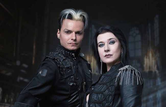 Das Lacrimosa Front-Duo