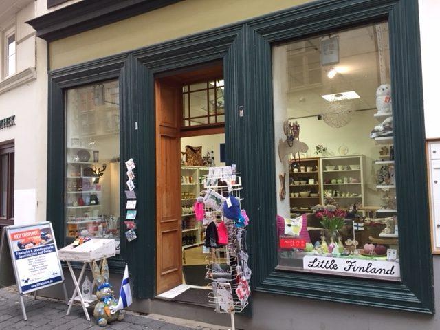 Little Finland Ladengeschäft in Quedlinburg