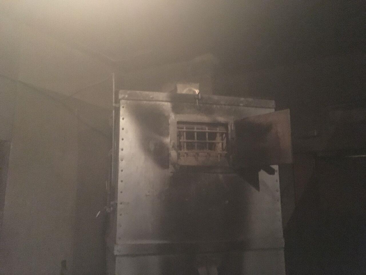 Saunaofen der Kotiharjun Sauna