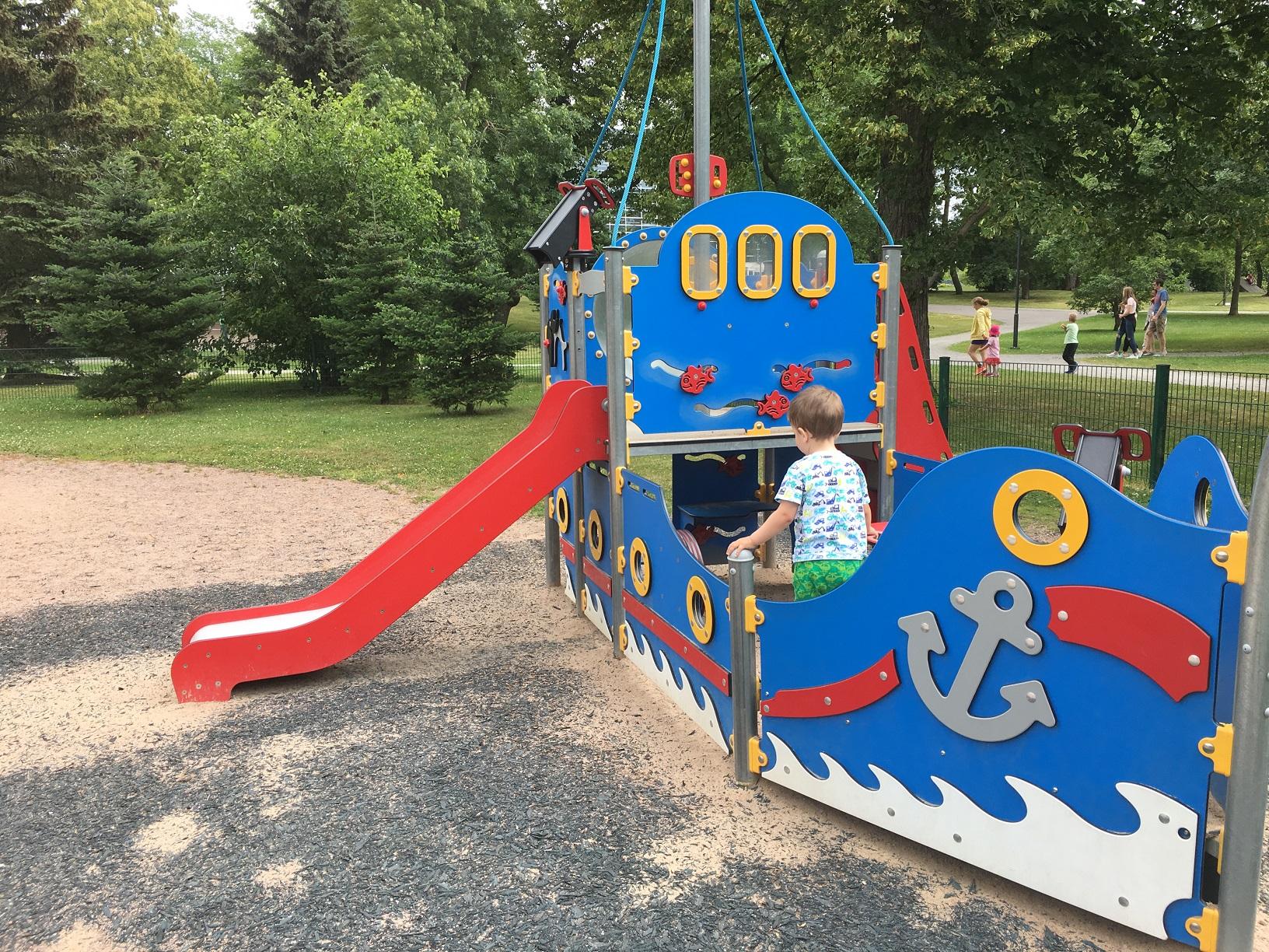 Seikkailupuisto Turku - ein Paradies für Kinder