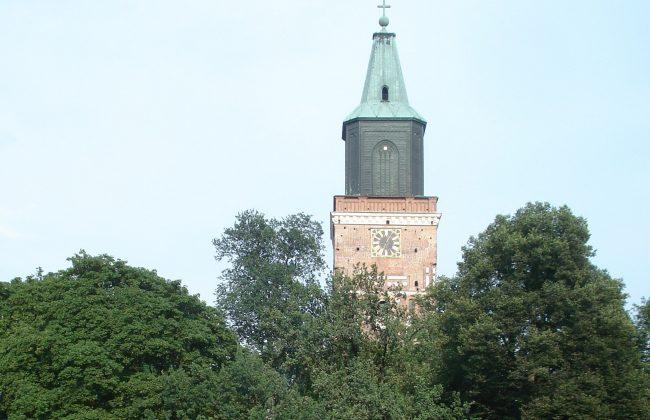 Turun Tuomiokirkko - der Dom von Turku