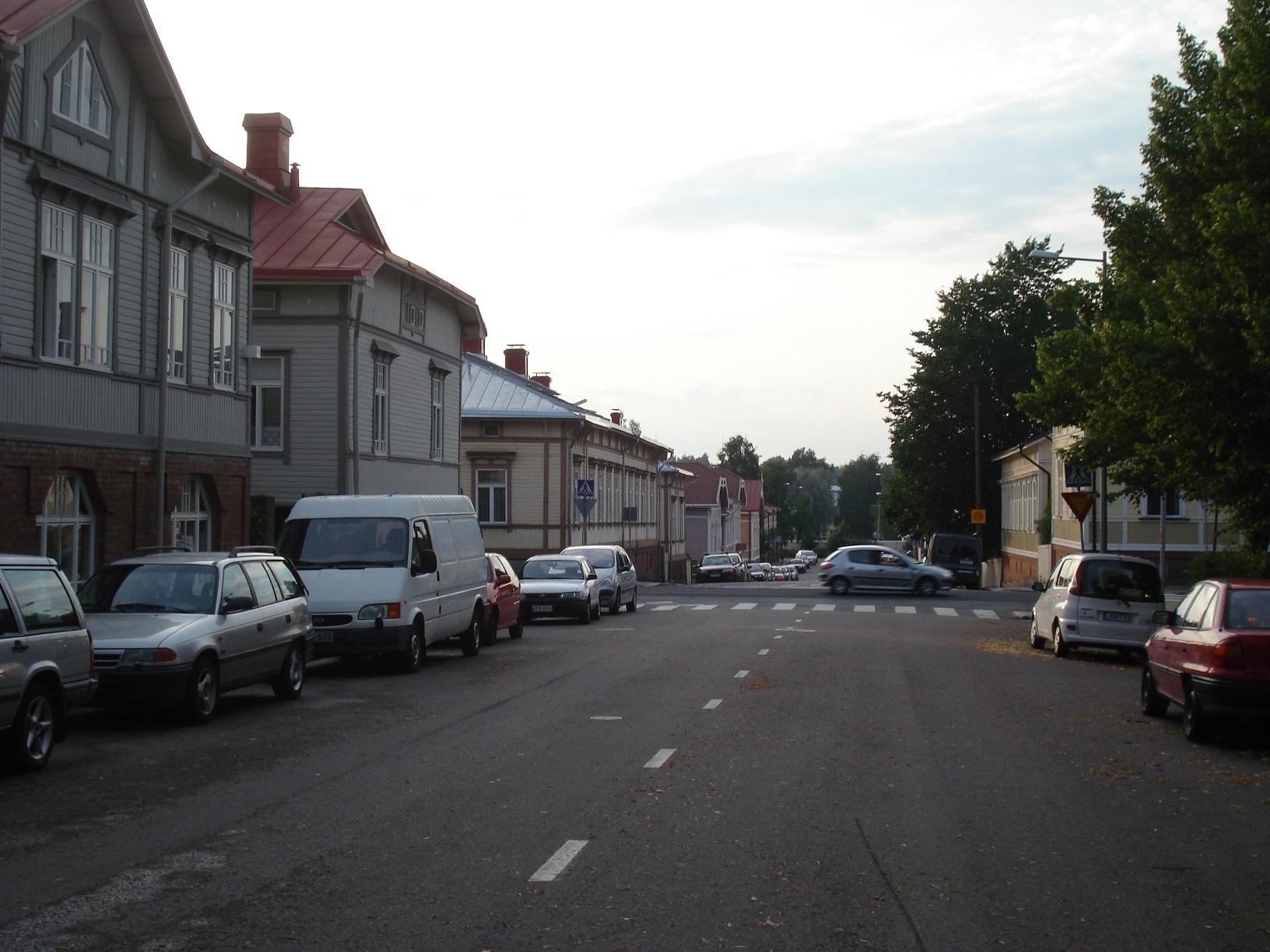 Turkus Holzhausviertel Port Arthur