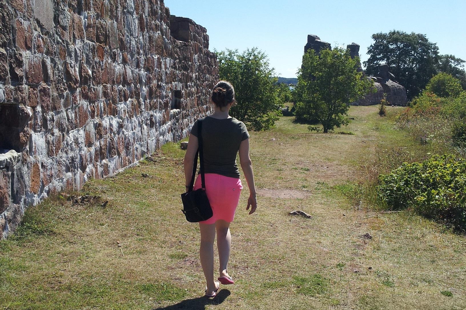 Bomarsund Festung auf Aland