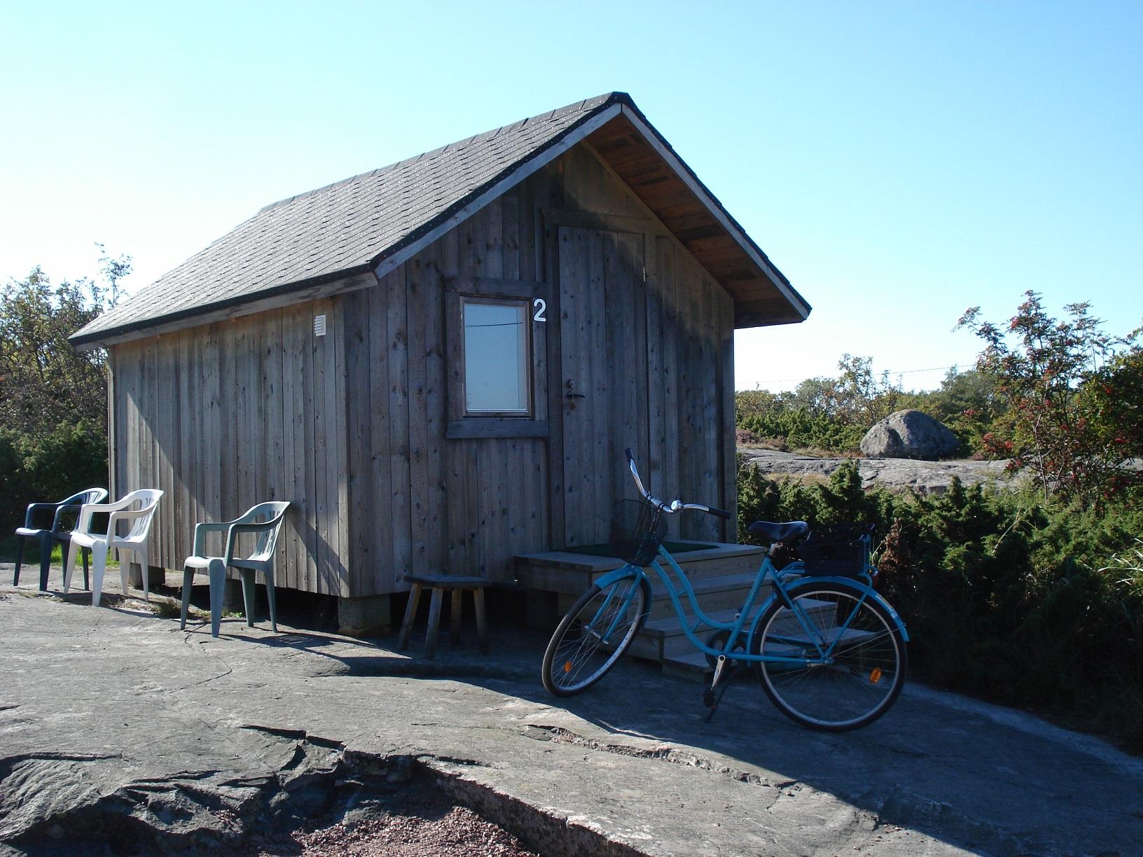 Hütte auf Kökar, Aland-Inseln
