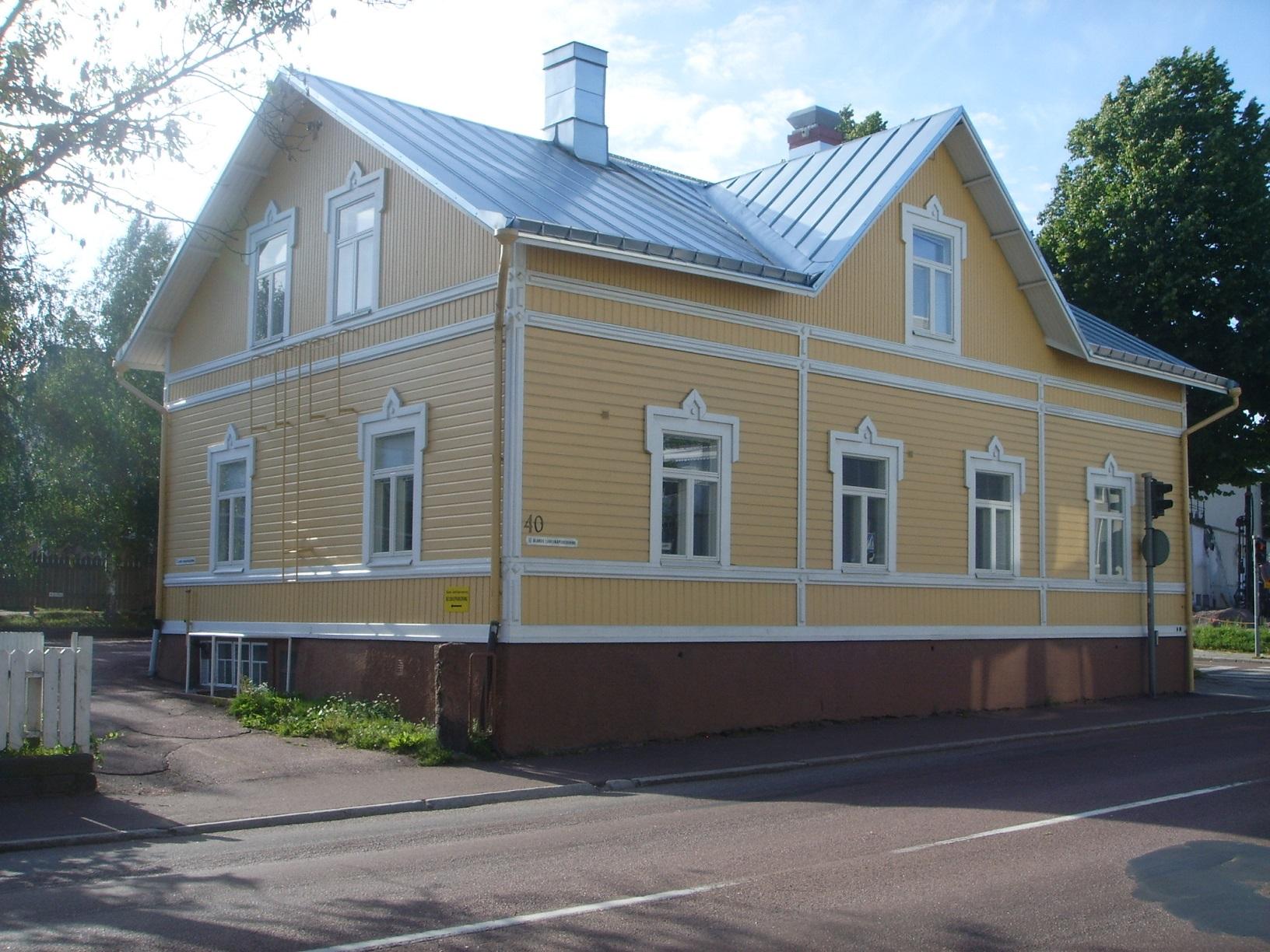 Ein Urlaub auf Åland beginnt meistens in Mariehamn