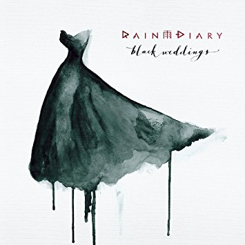 Rain Diary - Black Weddings (CD)