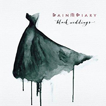 Rain Diary - Black Weddings (CD)