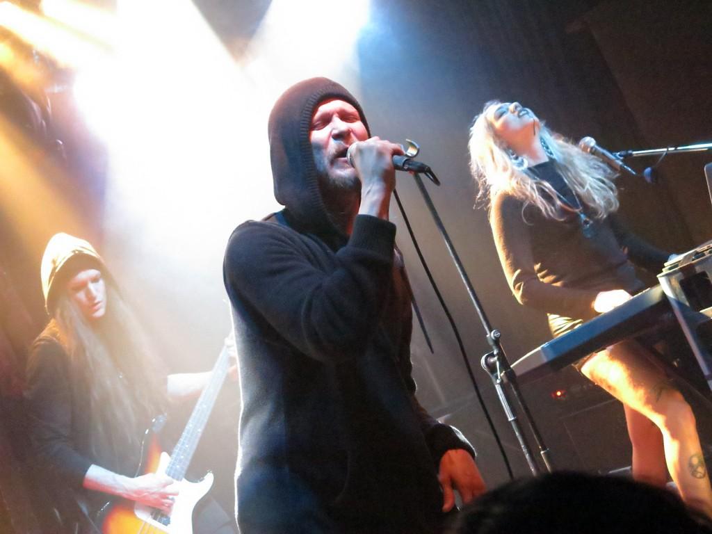 Rain Diary live im 7er-Club Mannheim