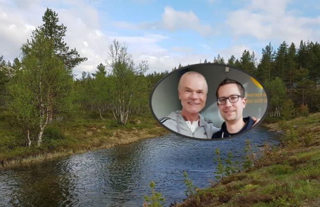 Jürgen Domian liebt Finnisch-Lappland