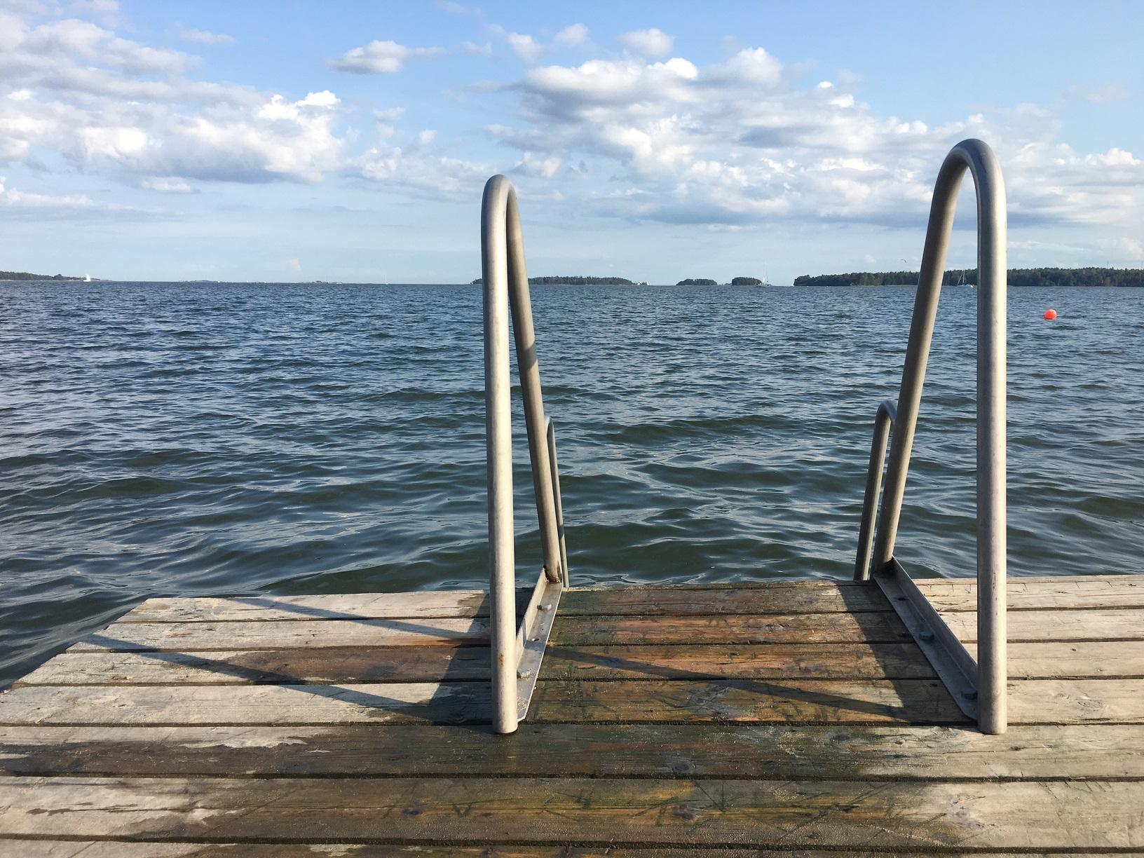 Steg in Espoo