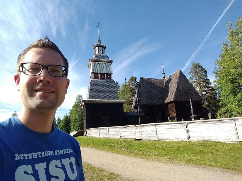 Kirchen in Finnland - Petäjävesi