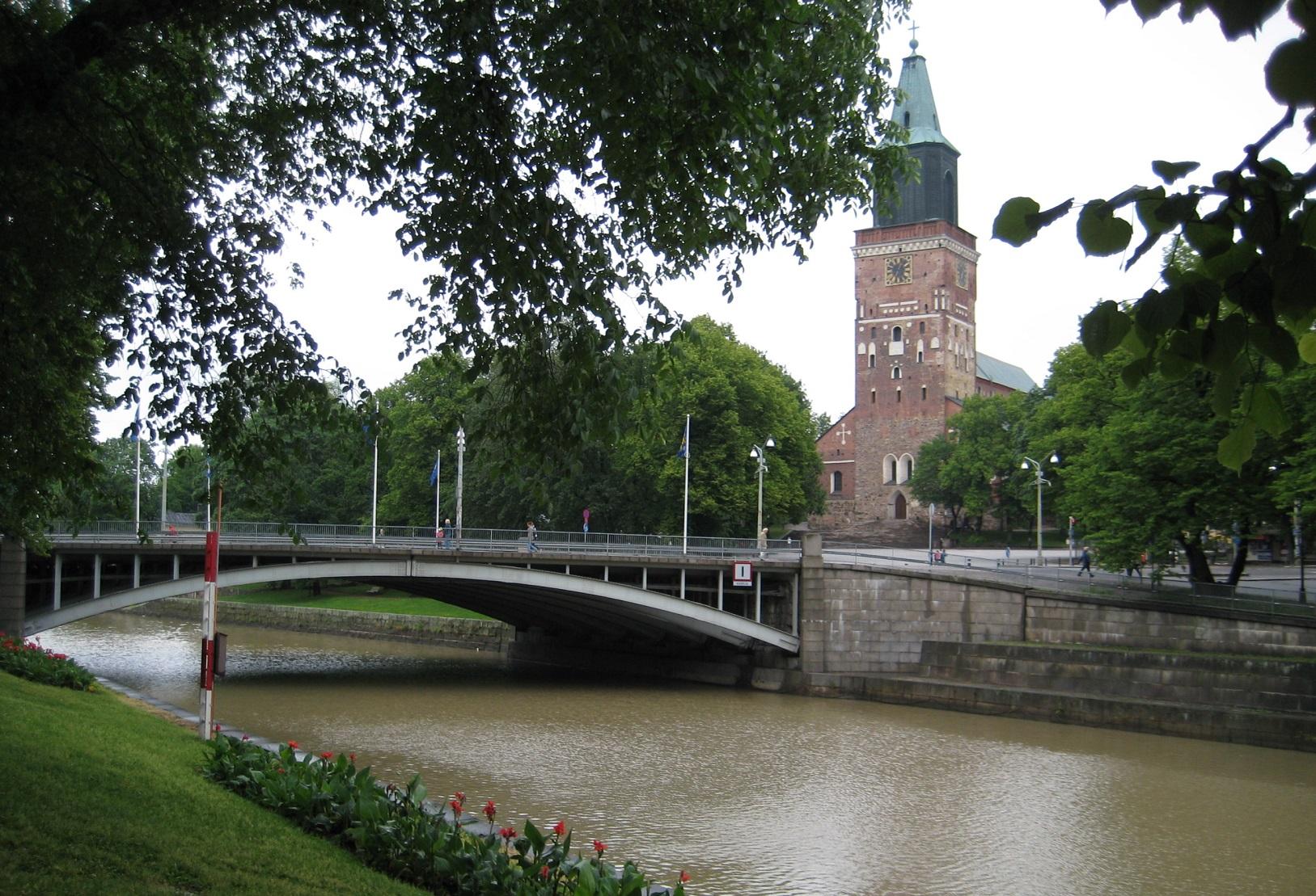 Der Dom von Turku