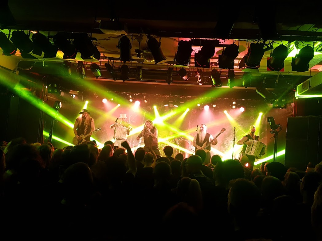 Korpiklaani live in Aschaffenburg
