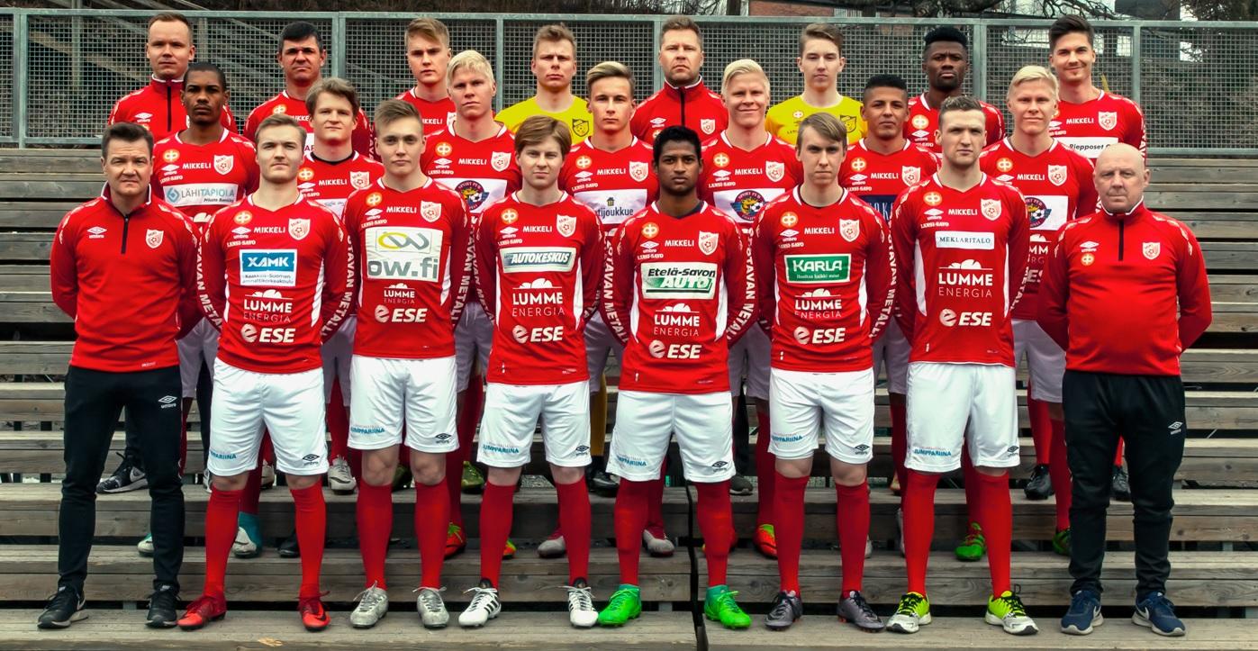 Mikkelin Kissat Mannschaft