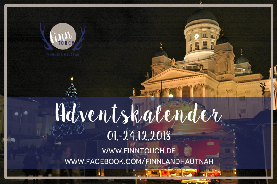 FinnTouch Adventskalender 2018