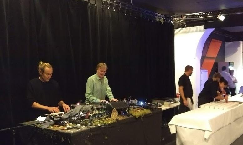 Tatu Rönkkö und DJ Bunuel