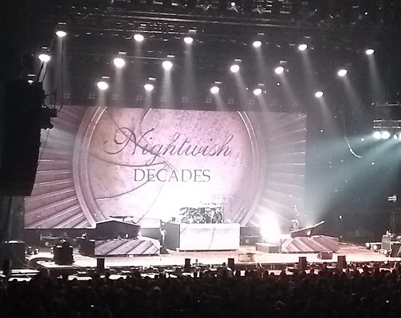 Nightwish live in Berlin