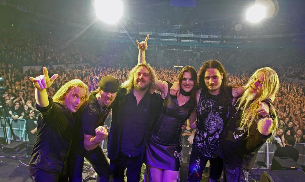 Nightwish live in Helsinki