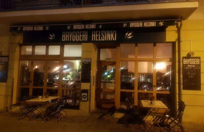 Bryggeri Helsinki in Berlin