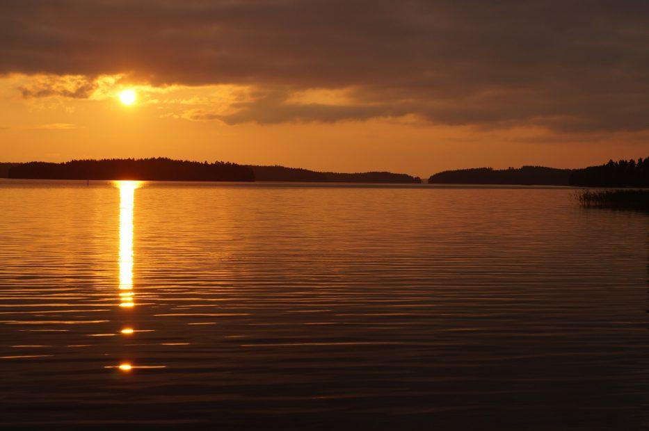 Sommerurlaub in Finnland