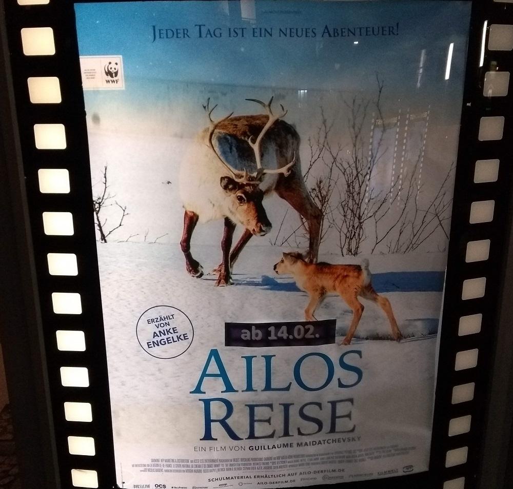 Filmplakat Ailos Reise