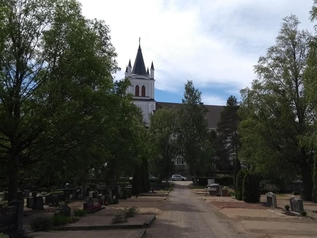 Kirche von Ylistaro