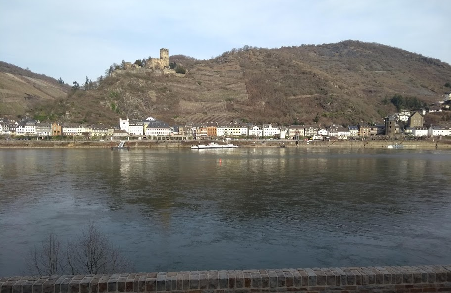 Im romantischen Mittelrheintal