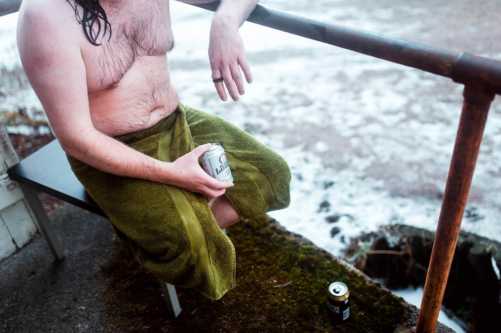 Helsinki Sauna Day 12.03.2016 / Lapinlahti