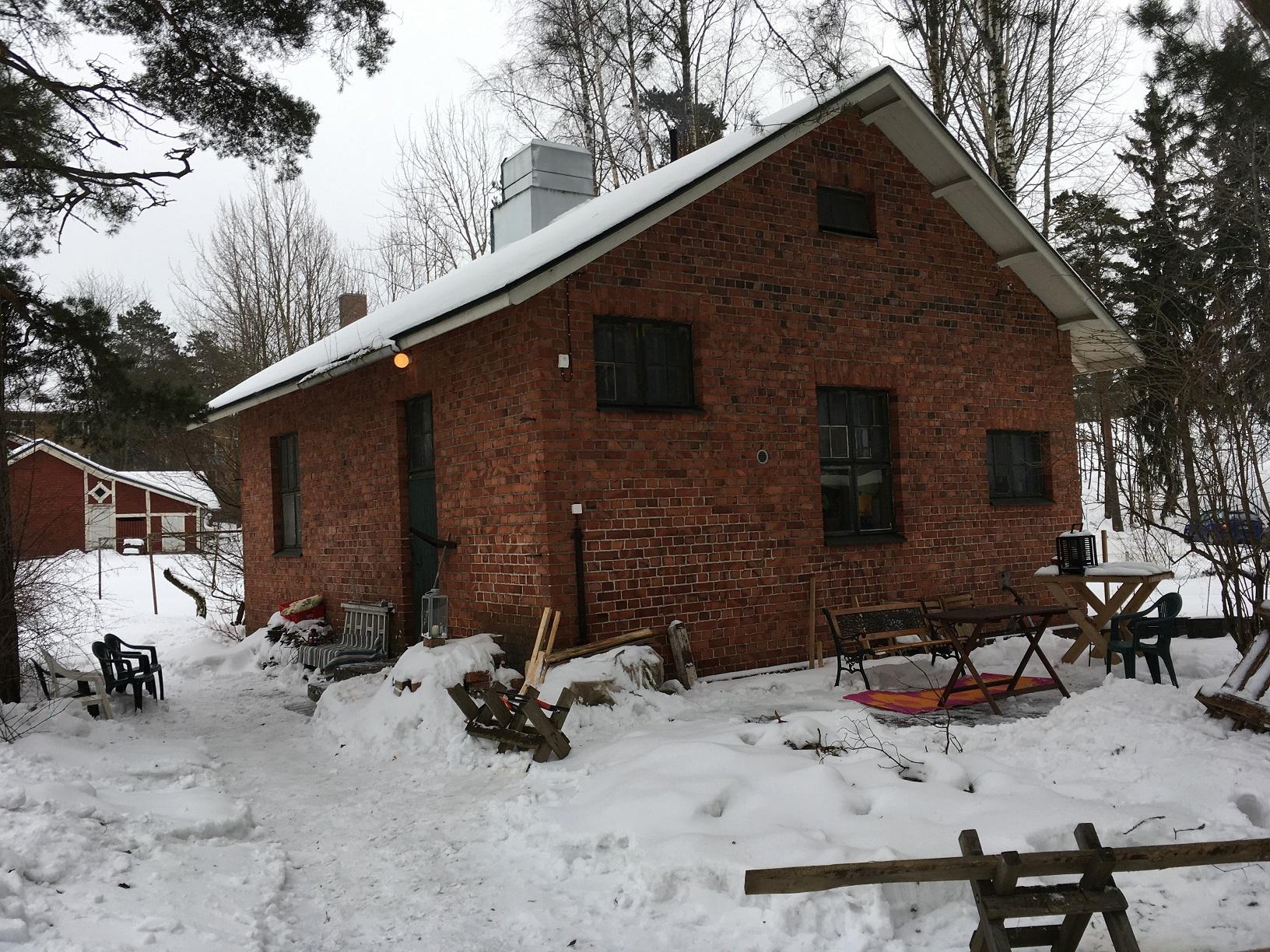 Sauna in Huopalahti, Helsinki