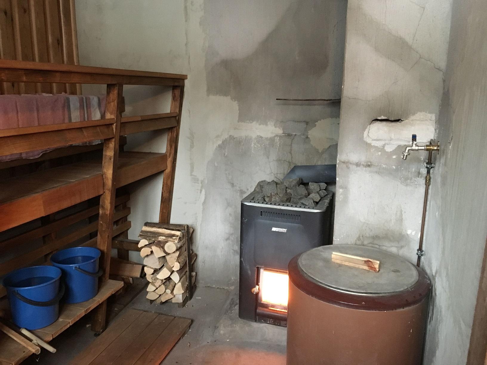 Huopalahden Sauna, Helsinki