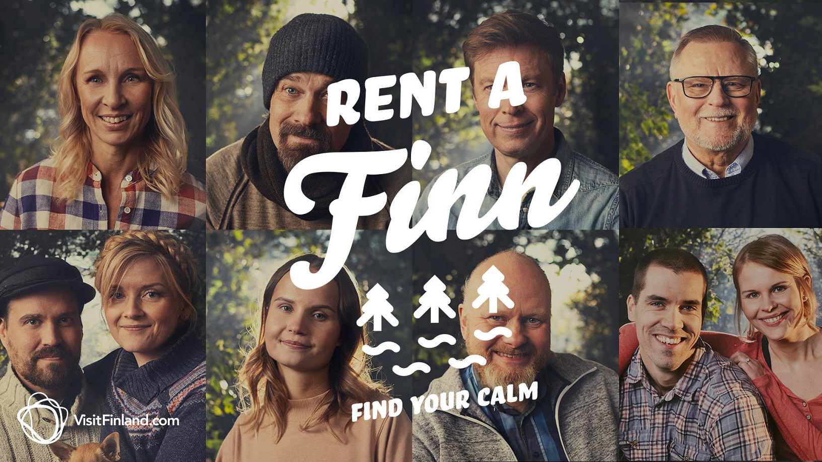 Happiness Guides bei Rent a Finn