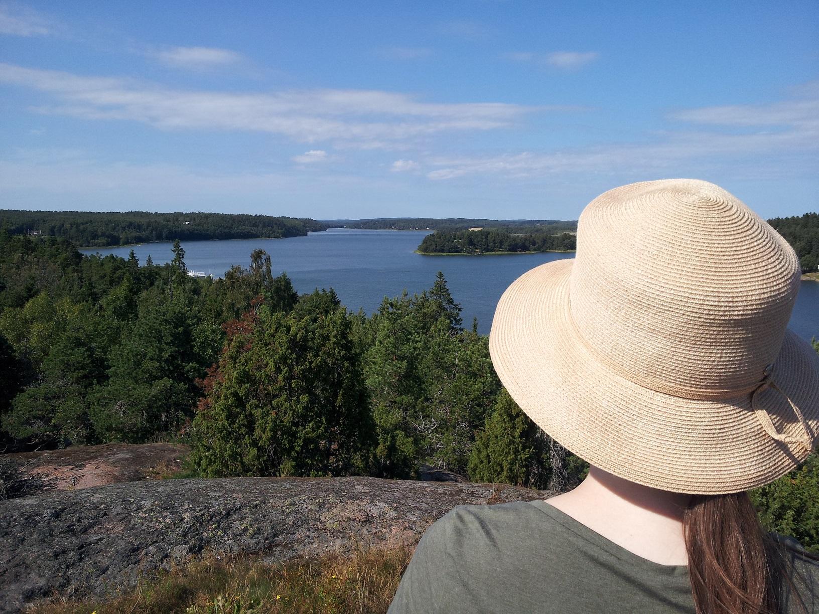 Ausblick auf Fasta Åland