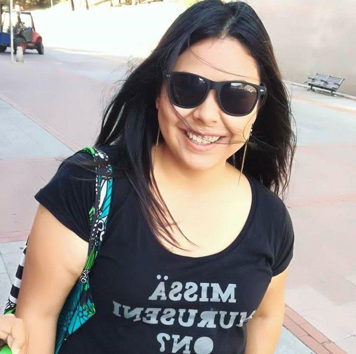 Finnlandfan Alejandra aus Mexiko