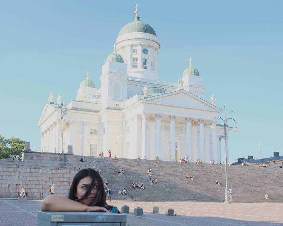 Weißer Dom von Helsinki