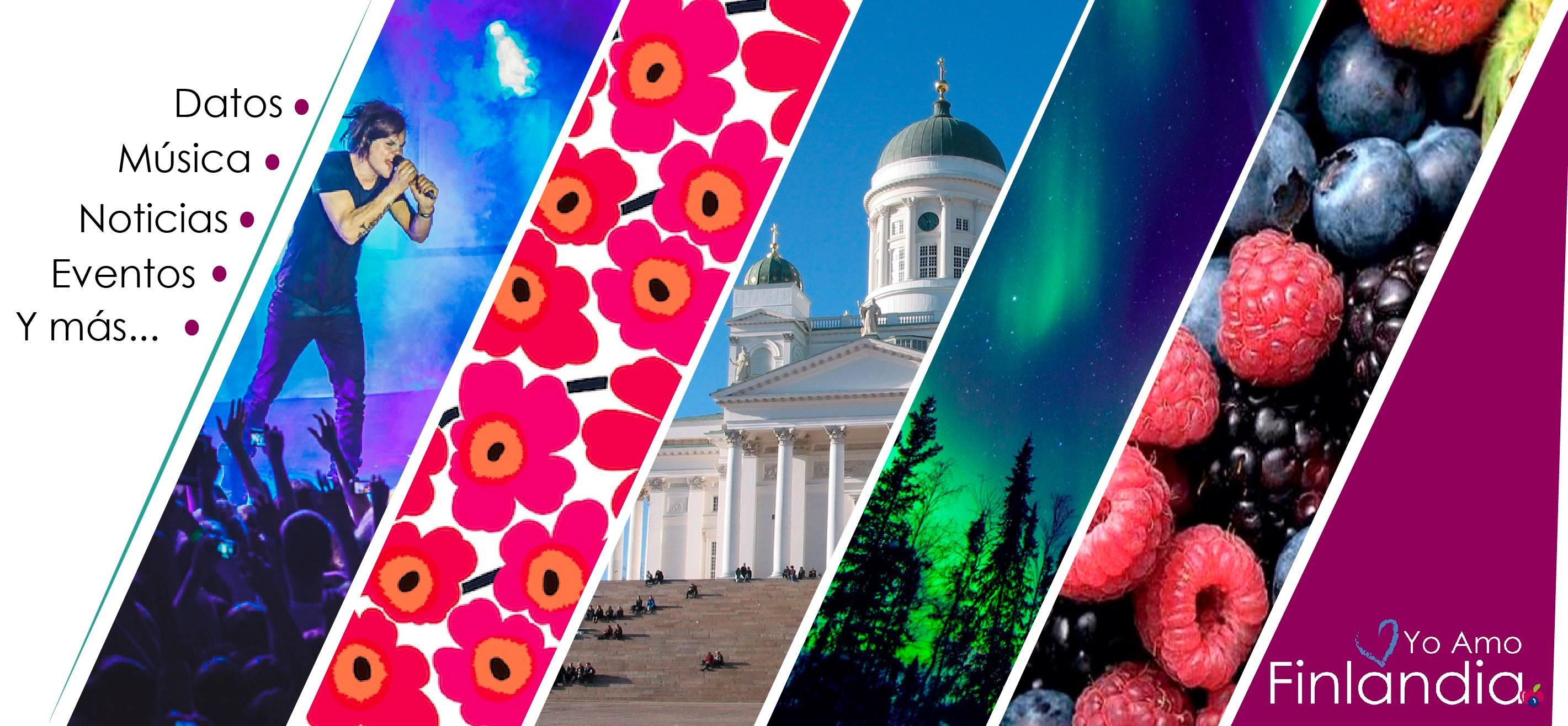 Yo Amo Finlandia Header