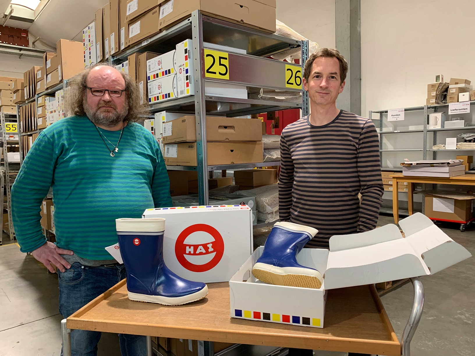 Andreas und Ralf von scandinavian-lifestyle
