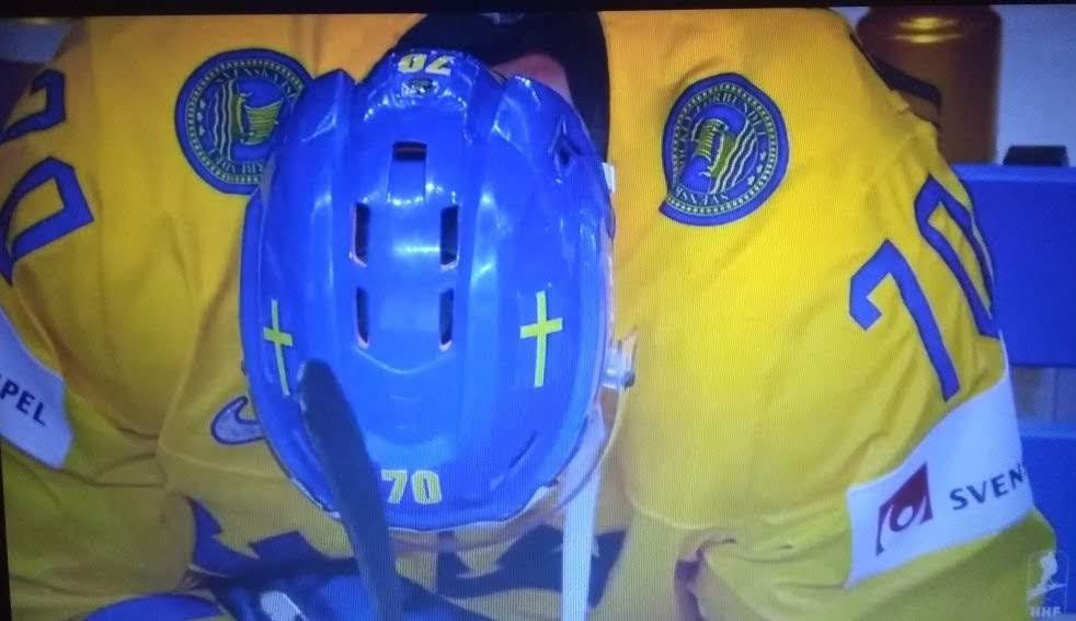 Finnland schlägt Schweden bei der Eishockey-WM