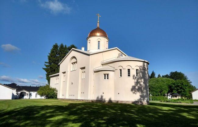 Kloster Uusi Valamo in Heinävesi