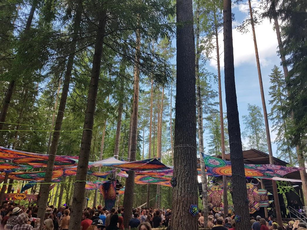 Kosmos Festival Abschlussset