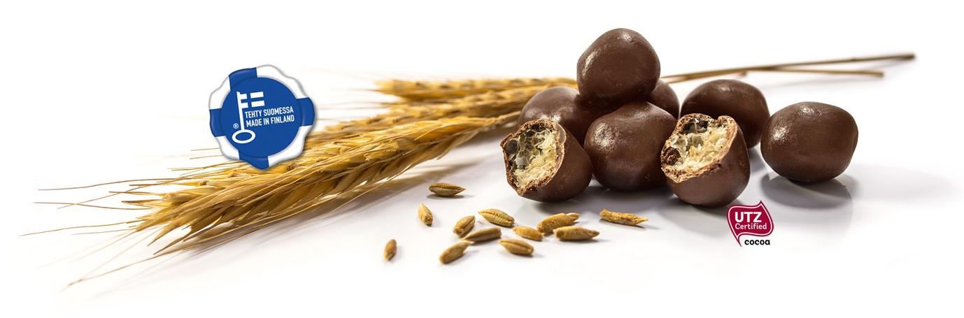 EasyRye-Snacks von Finlandia Candy