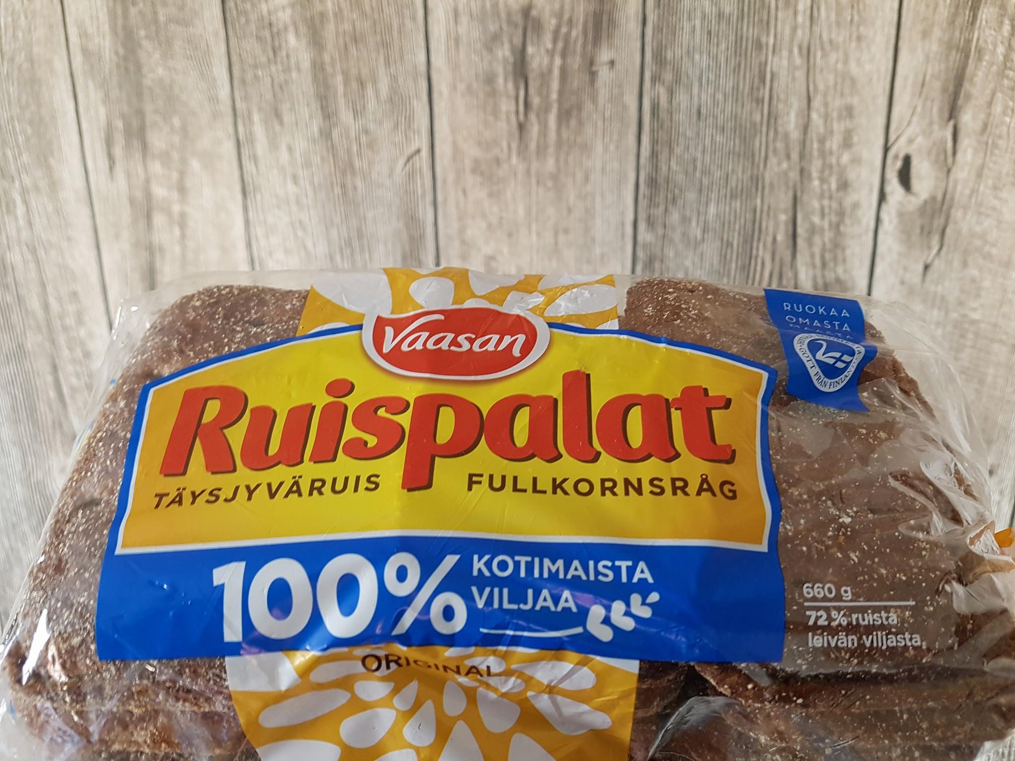 Vaasan Ruispalat - finnisches Roggenbrot