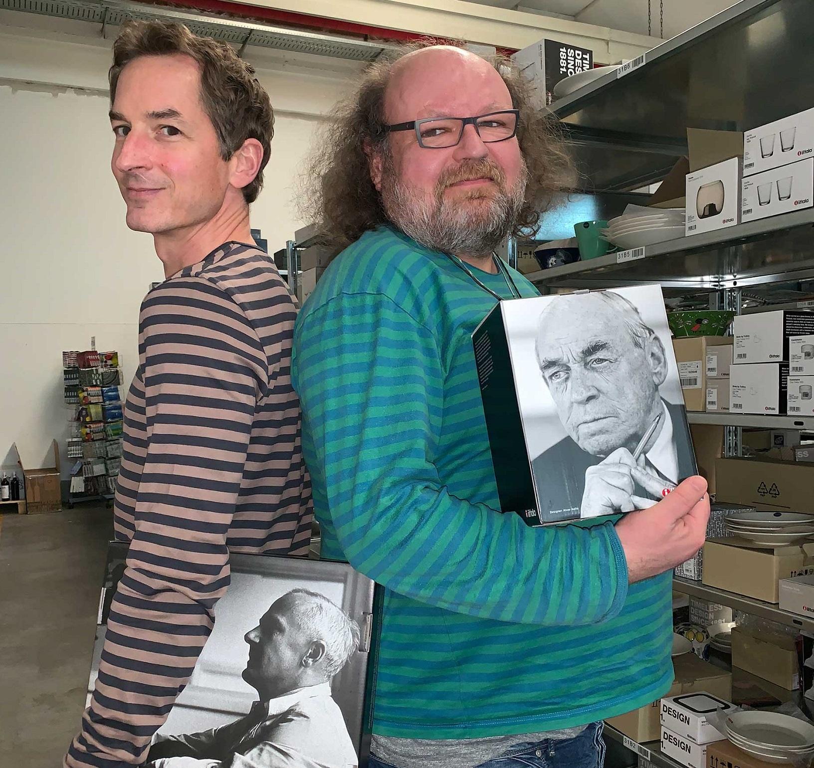 Ralf und Andreas von scandinavian-lifestyle