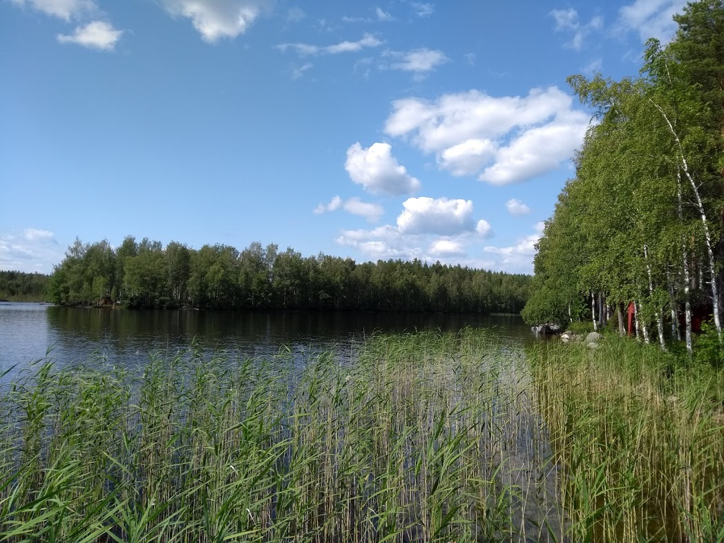 Am finnischen See