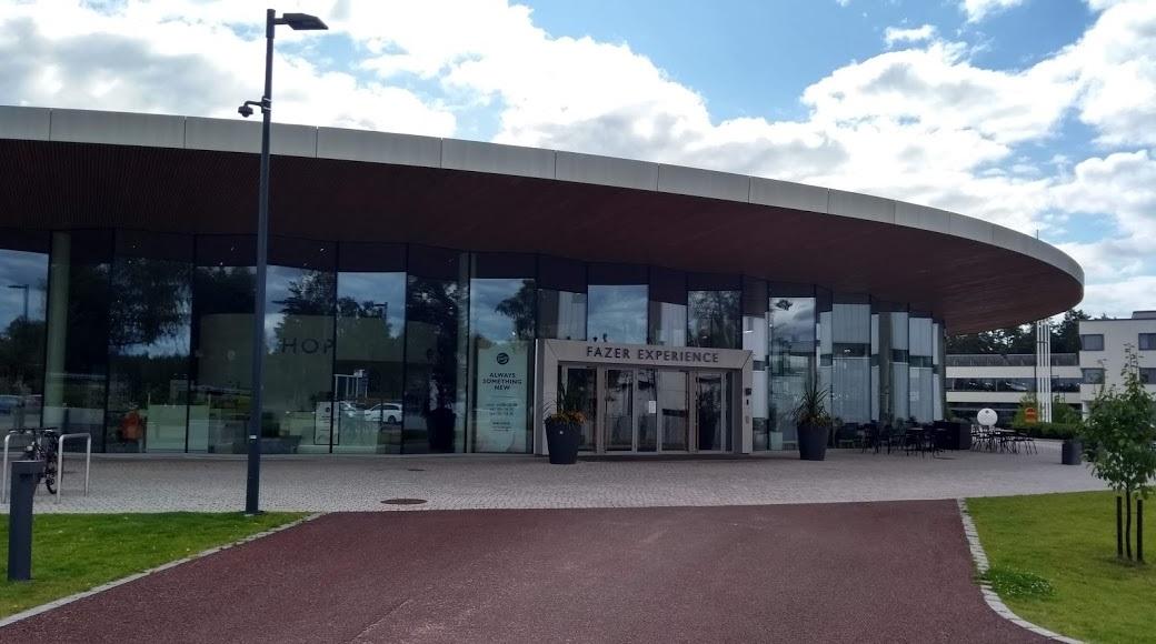 Fazer Besucherzentrum in Vantaa