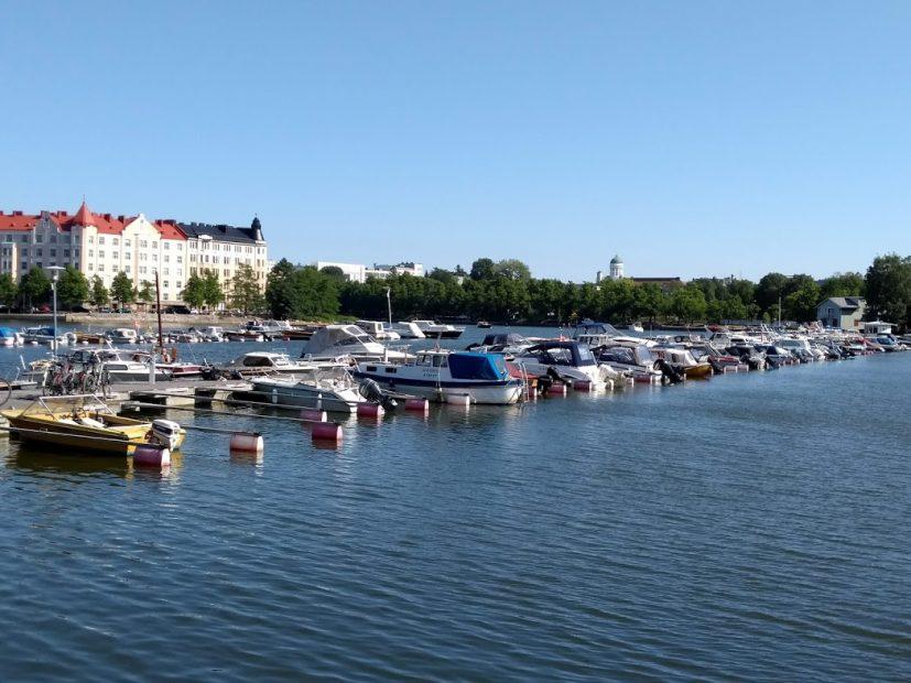Finnland Reisetagebuch 2019