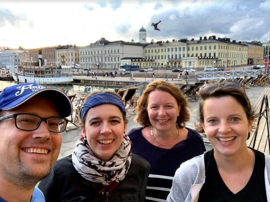 FinnTouch-Meetup in Helsinki