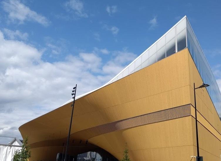 Zentralbibliothek Oodi, Helsinki